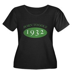 1932 Born To Golf T