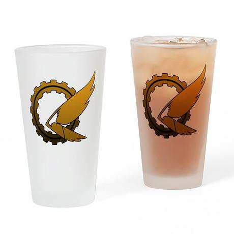 MekTek Drinking Glass