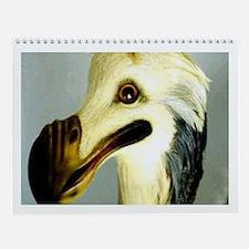 Dodo Nest Wall Calendar