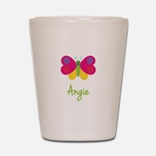 Angie The Butterfly Shot Glass