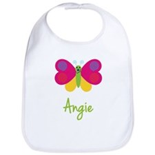 Angie The Butterfly Bib