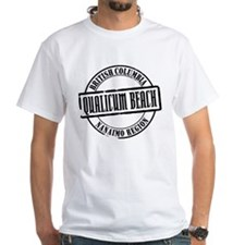 Qualicum Beach Title Shirt