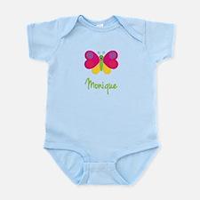 Monique The Butterfly Infant Bodysuit