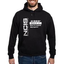 NCIS Gibbs' Rule #1 (Version 2) Hoodie
