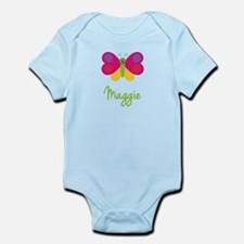 Maggie The Butterfly Infant Bodysuit