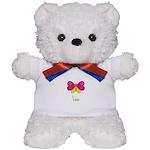 Lee The Butterfly Teddy Bear