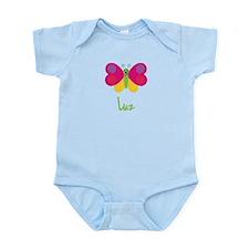 Luz The Butterfly Infant Bodysuit