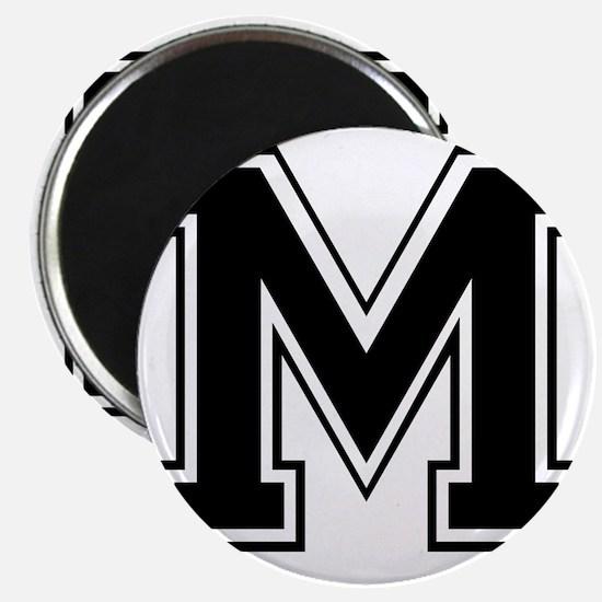 Varsity Letter M Magnet