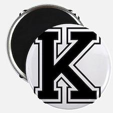 Varsity Letter K Magnet