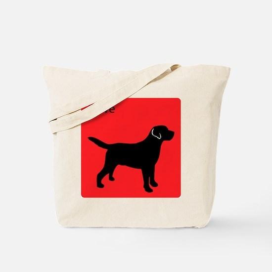 iLove Labs Tote Bag