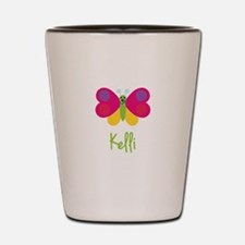 Kelli The Butterfly Shot Glass