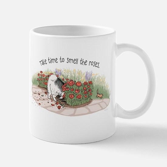 The Fuzz Butt Gardener Mug