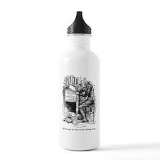 Old Scrooge Water Bottle