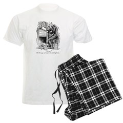 Old Scrooge Pajamas