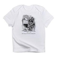 Old Scrooge Infant T-Shirt