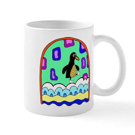 Penguine Mug
