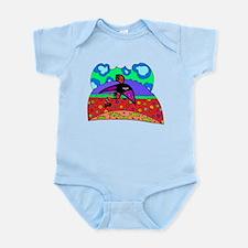 Crow Infant Bodysuit