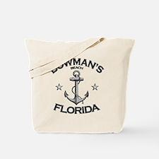 Bowman's Beach FL Tote Bag