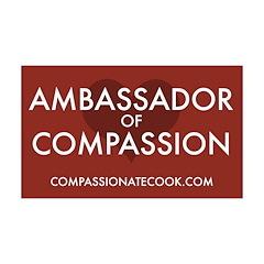 Ambassador - 38.5 x 24.5 Wall Peel