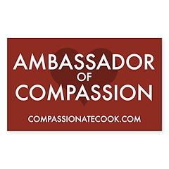 Ambassador - Decal