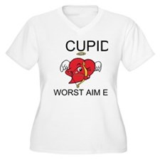 Cute Valentines day or anti Valentines day shirt.