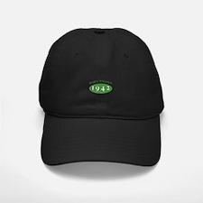 1942 Born To Golf Baseball Hat