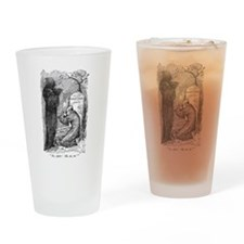 Scrooge's Grave Drinking Glass