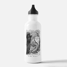 Scrooge's Grave Water Bottle