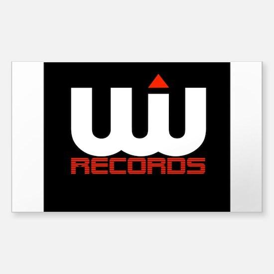 UWR Sticker (Rectangle)