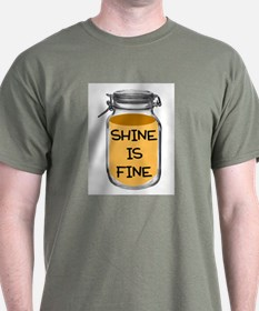 MOONSHINE FINE T-Shirt