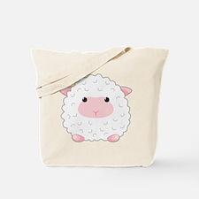 Little Sheep Tote Bag