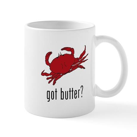 got butter? Mug