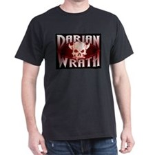 Darian Wrath Black T-Shirt