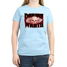 Darian Wrath Women's Pink T-Shirt