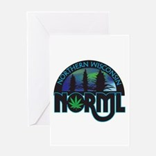 Cute Norml Greeting Card