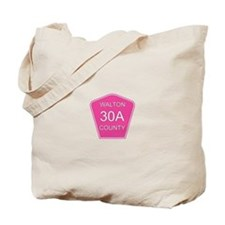 Pink 30A Tote Bag
