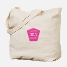 Pink 30A Tote Bag