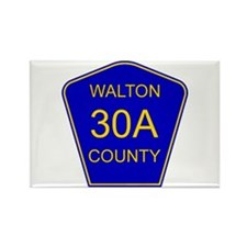 Cute Walton Rectangle Magnet