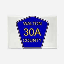 Funny Waltons Rectangle Magnet