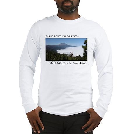 MT TEIDE Long Sleeve T-Shirt