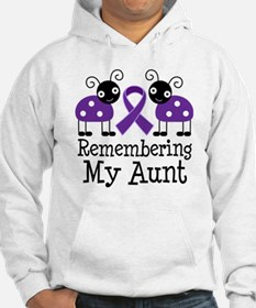 Remembering Aunt Alzheimer's Hoodie
