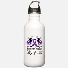 Remembering Aunt Alzheimer's Water Bottle