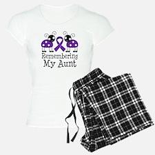 Remembering Aunt Alzheimer's Pajamas