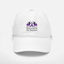 Remembering Grandma Alzheimer's Baseball Baseball Cap