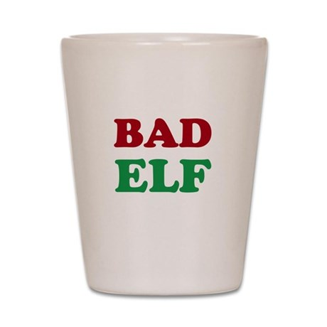 Bad Elf - Shot Glass