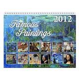 Fine art Calendars