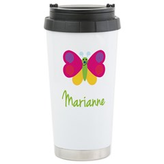 Marianne The Butterfly Travel Mug