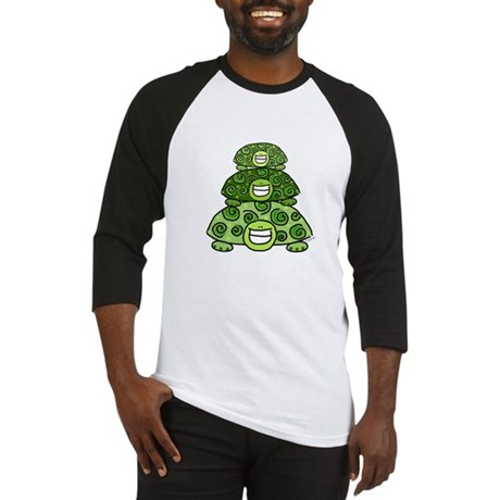 Three Turtles Baseball Jersey