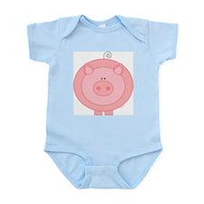 Pig Infant Creeper