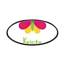 Krista The Butterfly Patches